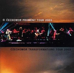 Čechomor - Proměny tour