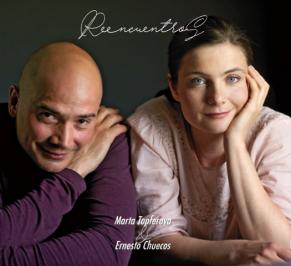 Reencuentros CD cover AKTUALNI