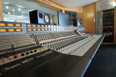 Pult Neve Studio 1.II
