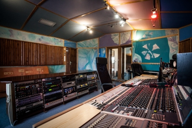 Studio 2 Control room II
