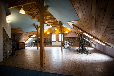 Studio 2 Recording room I