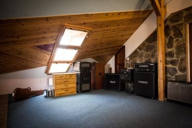 Studio 2 Recording room IV